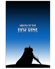 ALL-OVER PRINT VER 3-  LICH KING 11x17 Poster thumbnail