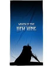 ALL-OVER PRINT VER 3-  LICH KING Bath Towel thumbnail