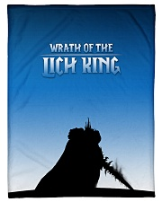 """ALL-OVER PRINT VER 3-  LICH KING Small Fleece Blanket - 30"""" x 40"""" thumbnail"""
