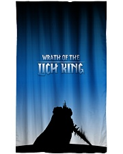 ALL-OVER PRINT VER 3-  LICH KING Window Curtain - Blackout thumbnail