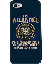 I'M ALLIANCE Phone Case thumbnail