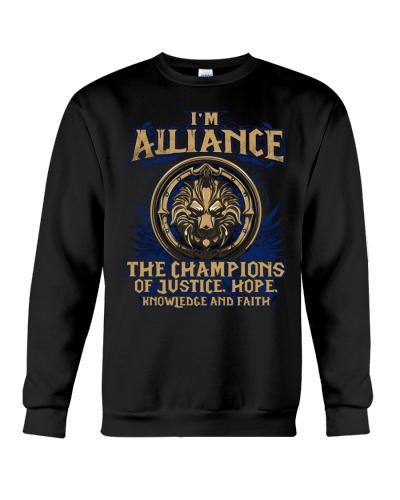 I'M ALLIANCE