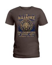 I'M ALLIANCE Ladies T-Shirt thumbnail