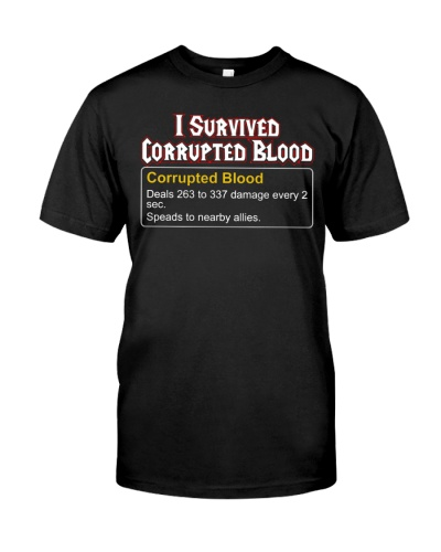 WoW20 - I SURVIVED CURRUPTED BLOOD