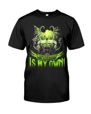 MY DESTINY IS MY OWN Classic T-Shirt thumbnail