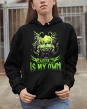 MY DESTINY IS MY OWN Hooded Sweatshirt apparel-hooded-sweatshirt-lifestyle-07