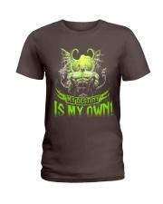 MY DESTINY IS MY OWN Ladies T-Shirt thumbnail