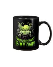 MY DESTINY IS MY OWN Mug thumbnail