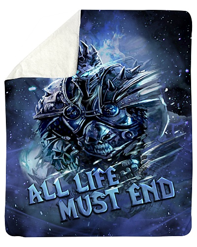 CLASS ALL-OVER PRINT - LICH KING