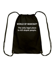 LEGAL PLACE Drawstring Bag thumbnail