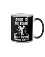 FROST DEATH KNIGHT Color Changing Mug thumbnail