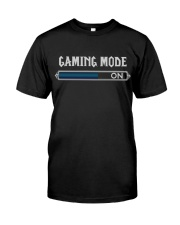 GAMING MODE ON Classic T-Shirt tile