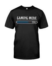 GAMING MODE ON Classic T-Shirt thumbnail