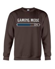 GAMING MODE ON Crewneck Sweatshirt thumbnail