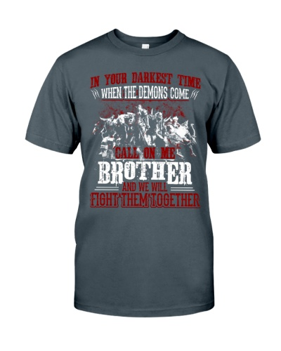 CALL ON ME - HORDE BROTHER