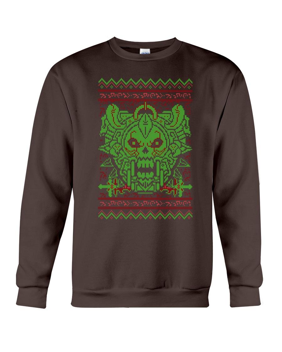 UNHOLY DEATHKNIGHT SWEATSHIRT 1 Crewneck Sweatshirt showcase