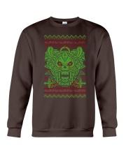 UNHOLY DEATHKNIGHT SWEATSHIRT 1 Crewneck Sweatshirt thumbnail