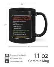 LEGENDARY COFFEE MUG OF FREQUENT DEMISE Mug ceramic-mug-lifestyle-62