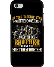 CALL ON ME - ALLIANCE BROTHER  Phone Case thumbnail