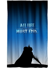 ALL-OVER PRINT VER 4-  LICH KING Window Curtain - Blackout thumbnail
