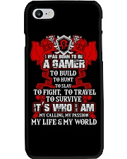 HORDE GAMER Phone Case thumbnail