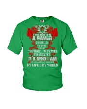 HORDE GAMER Youth T-Shirt front