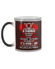 HORDE GAMER Color Changing Mug color-changing-left