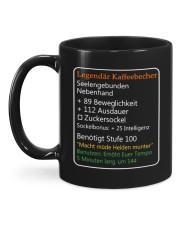 Legendäre Kaffeebecher  Mug back