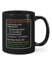 Legendäre Kaffeebecher  Mug front