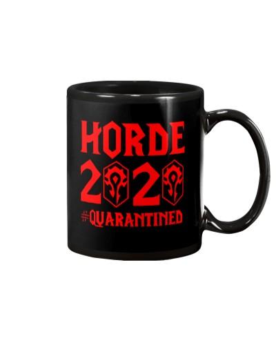WoW20 - HORDE 2020 QUARANTINED