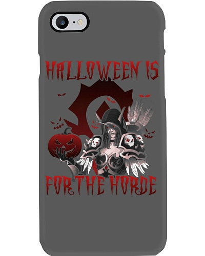 HALLOWEEN IS FOR THE HORDE