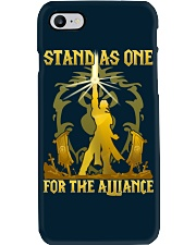 STAND AS ONE - FOR THE ALLIANCE Phone Case thumbnail