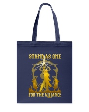 STAND AS ONE - FOR THE ALLIANCE Tote Bag thumbnail