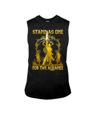 STAND AS ONE - FOR THE ALLIANCE Sleeveless Tee thumbnail