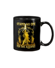 STAND AS ONE - FOR THE ALLIANCE Mug thumbnail