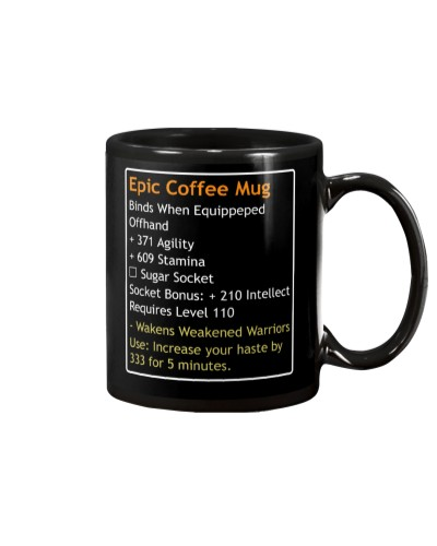 EPIC MUG OF COFFEE - VER 8