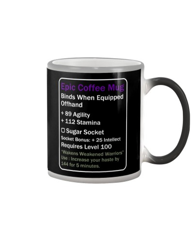 EPIC MUG OF COFFEE - VER 2