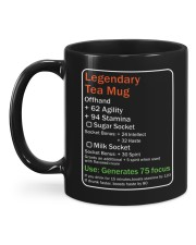 LEGENDARY TEA MUG - 1 Mug back