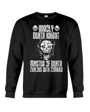 UNHOLY DEATH KNIGHT Crewneck Sweatshirt thumbnail