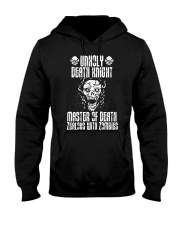 UNHOLY DEATH KNIGHT Hooded Sweatshirt thumbnail