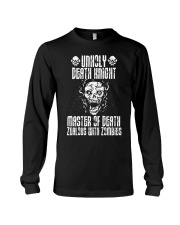 UNHOLY DEATH KNIGHT Long Sleeve Tee thumbnail