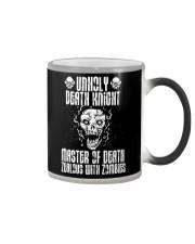 UNHOLY DEATH KNIGHT Color Changing Mug thumbnail