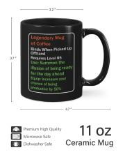 LEGENDARY MUG OF COFFEE 2 Mug ceramic-mug-lifestyle-62