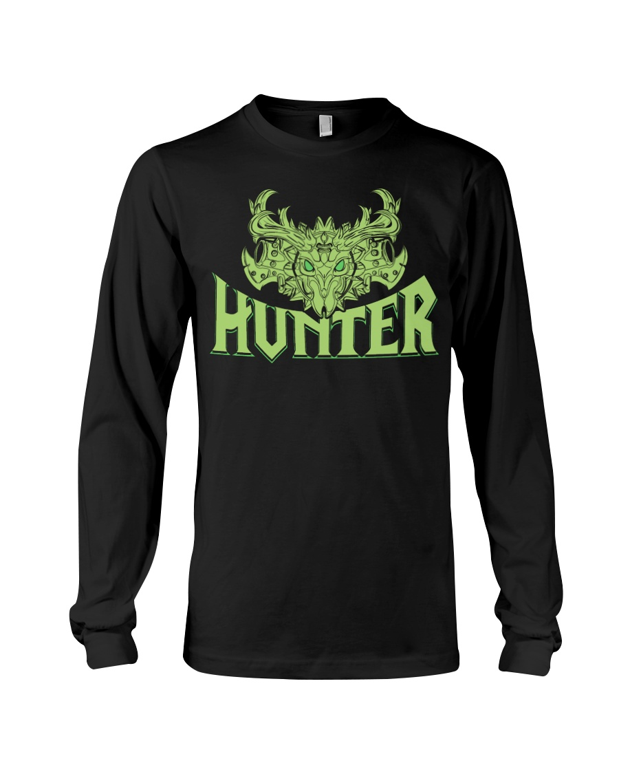 BASIC HUNTER Long Sleeve Tee