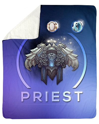 CLASS ALL-OVER PRINT - PRIEST