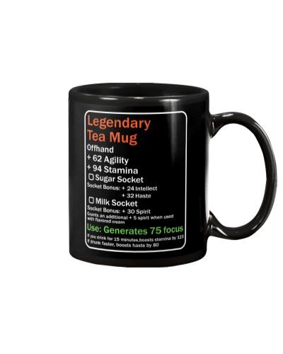 LEGENDARY TEA MUG - VER 1