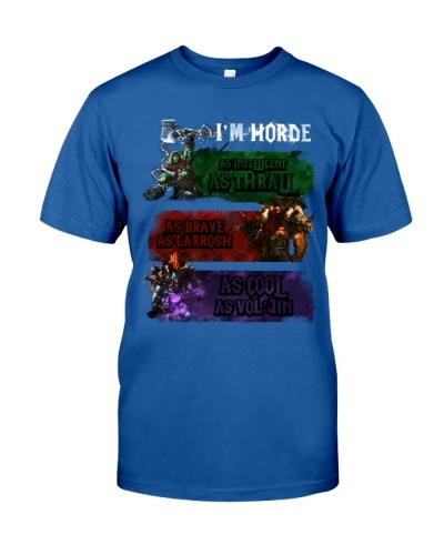 I'M HORDE
