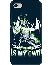 MY DESTINY IS MY OWN Phone Case thumbnail