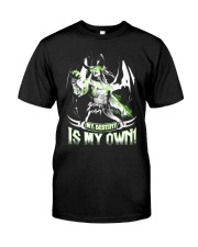 MY DESTINY IS MY OWN Classic T-Shirt thumbnail