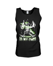 MY DESTINY IS MY OWN Unisex Tank tile